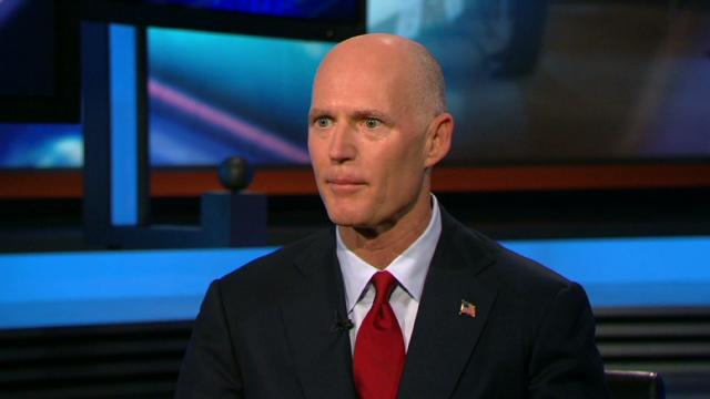 Gobernador de Florida explica por qué los latinos apoyan a Romney