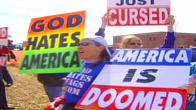 Westboro Baptist Church Inside
