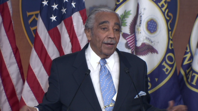 House censures Rep. Rangel
