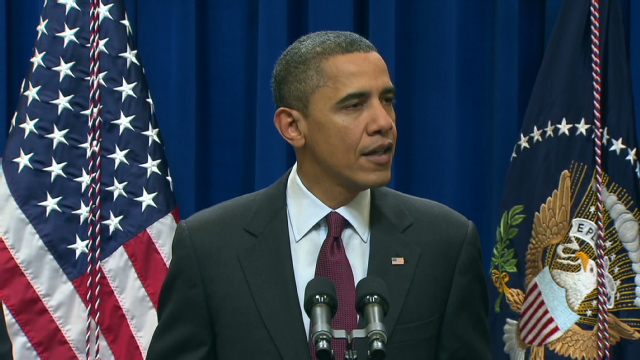 Obama in weekly address: Frustration with Washington understandable