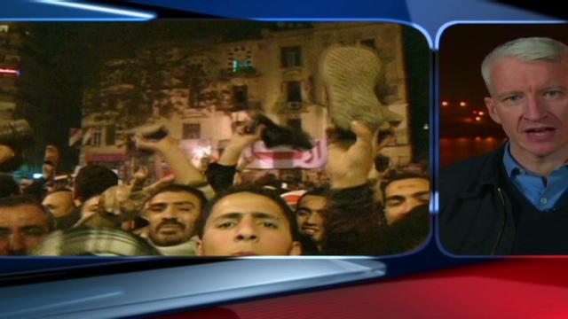 Obama says Egypt's transition