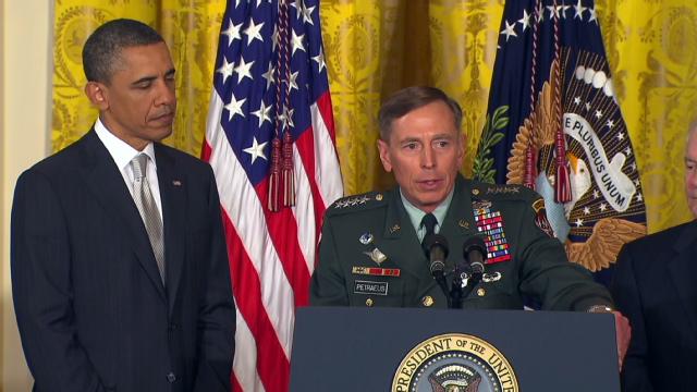 El general Petraeus, confirmado como director de la CIA