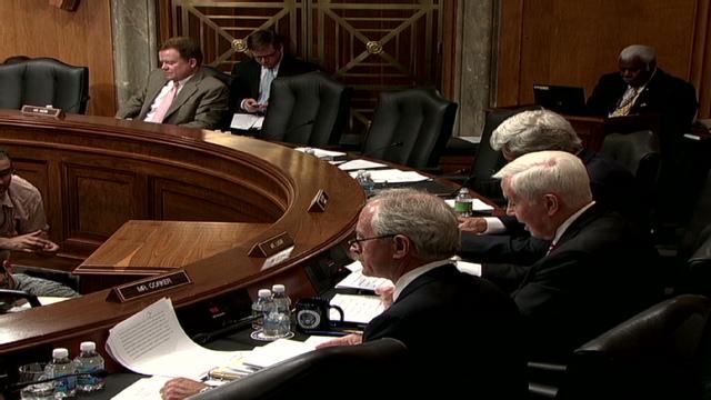 Comité del Senado de EE.UU. aprueba resolución de ataque limitado a Siria