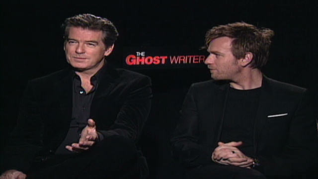 100 Polanski Ghost Writer The Ghost Writer Movie