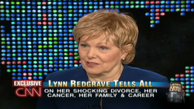 lynn redgrave breast cancer