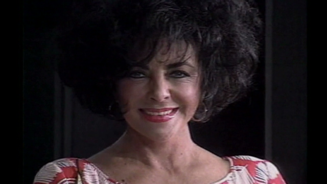 elizabeth taylor championed aids charity passionately