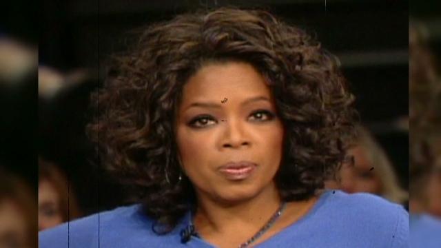 How Oprah has changed the way we live - CNN.com  How Oprah has c...