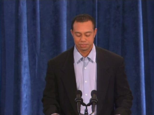 Tiger Woods' apology: Full transcript - CNN com