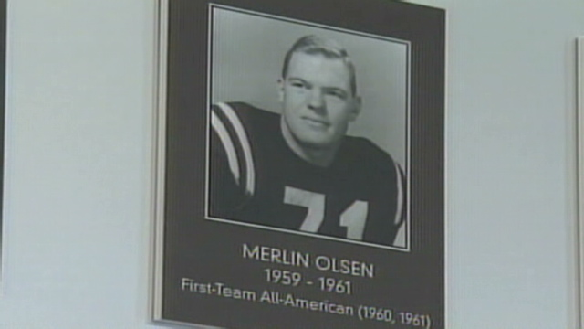 merlin olsen grandchildren