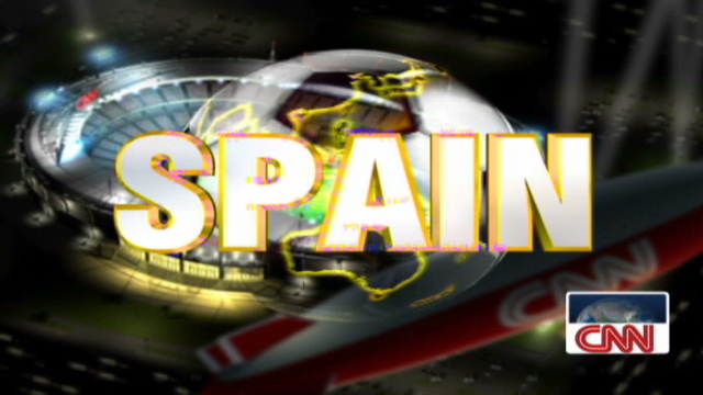 Video: Spain aims high at World Cup