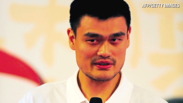 Basketball star Yao Ming retires