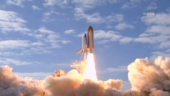 next space shuttle take off - photo #41