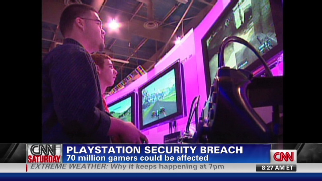 Sony apologizes for PlayStation breach, offers compensation - CNN com