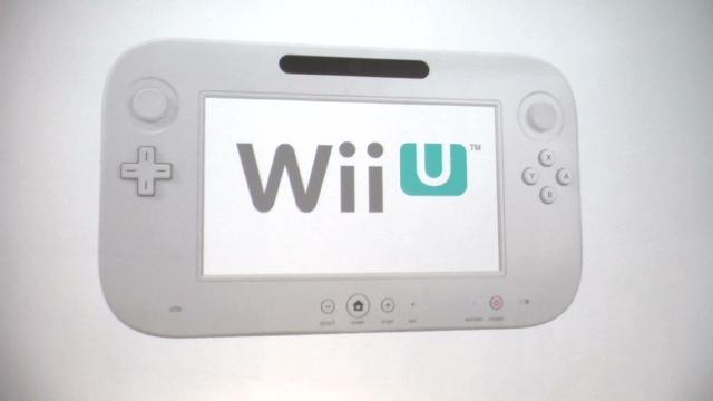 Nintendo revela la nueva Wii U