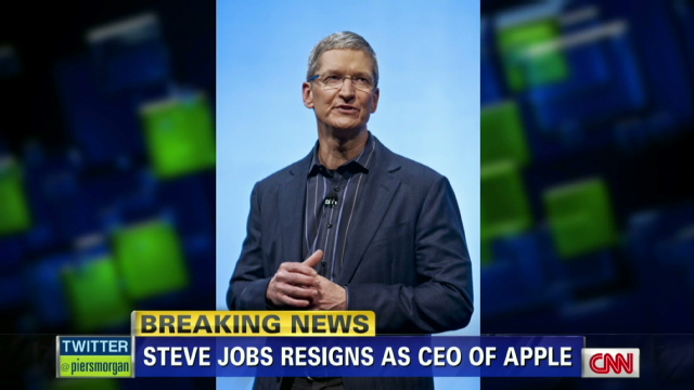 Steve Jobs: From college dropout to tech visionary - CNN com