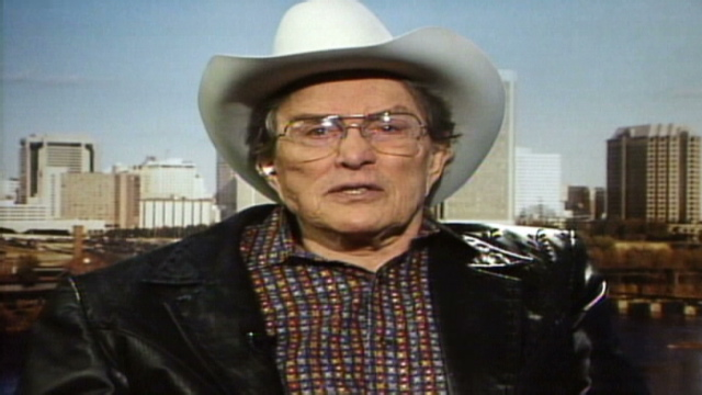 Country music legend, ...