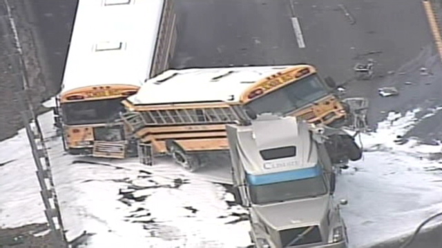 2 dead, as many as 50 injured in Missouri school bus accident - CNN com