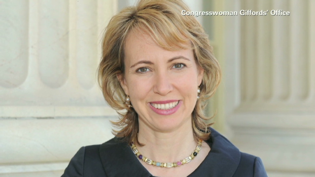 Giffords' progress a source of jubilation