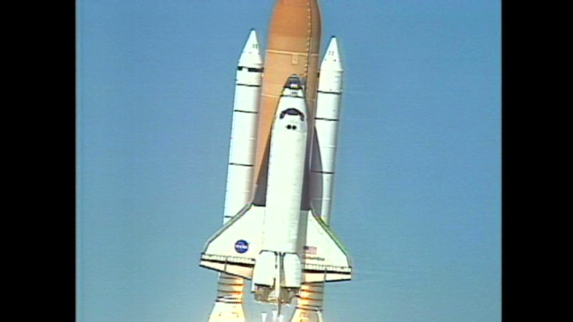 space shuttle speed - photo #24