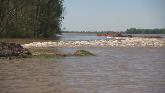 river where illinois kentucky and missouri meet