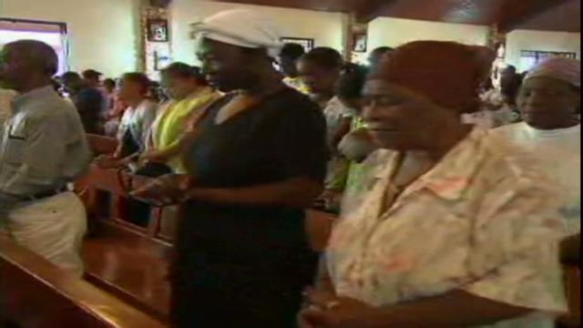 Many Haitians' religious faith unshaken by earthquake - CNN com