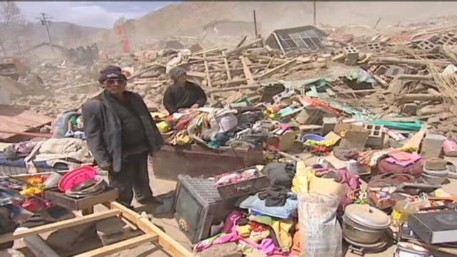 Earthquake Zones China in China Earthquake