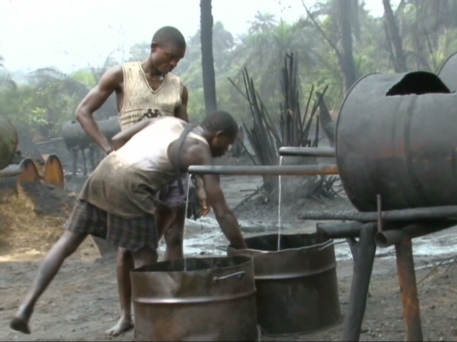 Death and oil in Niger Delta