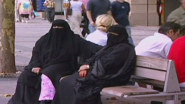 the french ban on the burqa How should jews react to the french ban on the public wearing of the burka.