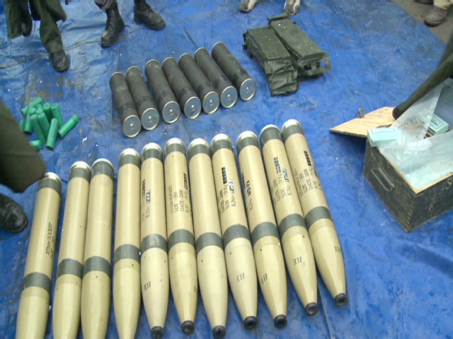 Shipping Company Says Seized Weapons In Nigeria Came From