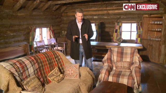 Prince William Chose Rustic Kenyan Cabin For Engagement Cnn