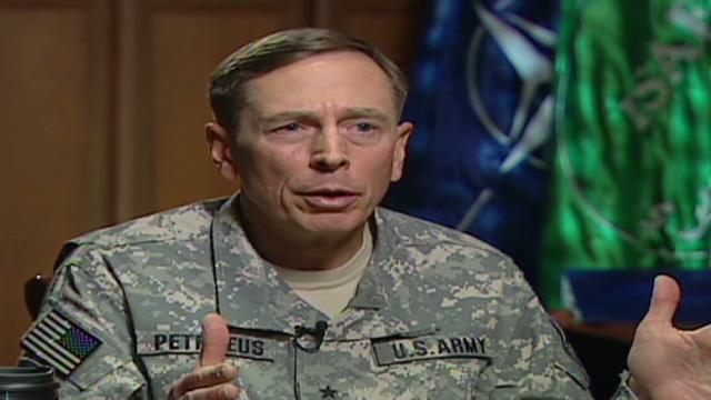 5 stars for Petraeus?