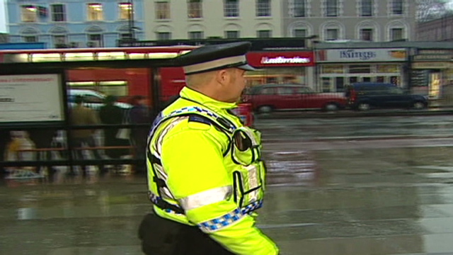 The blogger police silent on security as threat level for - British transport police press office ...