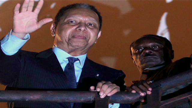 an analysis of the tragedies during the duvalier regime in haiti Natural disasters in haiti what happened to baby doc duvalier and the tonton macoutes during the years of the military coup regime.