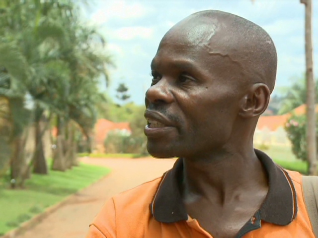 Ten days after I wrote that: Ugandan gay rights activist murdered.