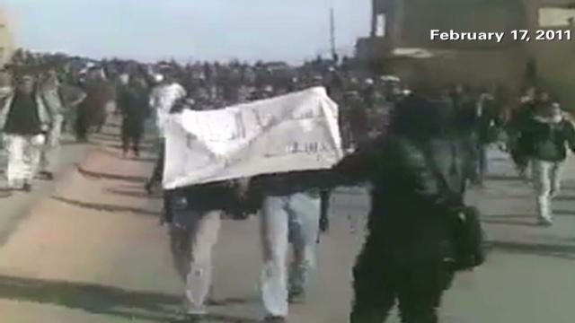 Libya Timeline Libya Timeline of Protests