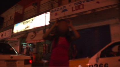Prostitutes in Acapulco