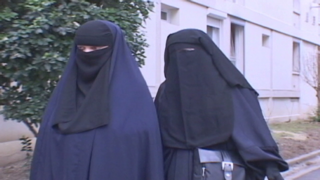 the french ban on the burqa The islamic veil across europe under the ban, no woman, french or foreign a burka ban was agreed in december 2015 and came into effect in january 2016.