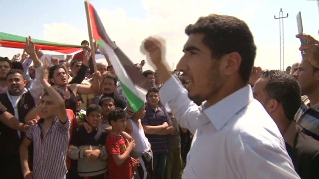 Grupos de oposición de Siria llegan a acuerdo inicial para formar nueva coalición