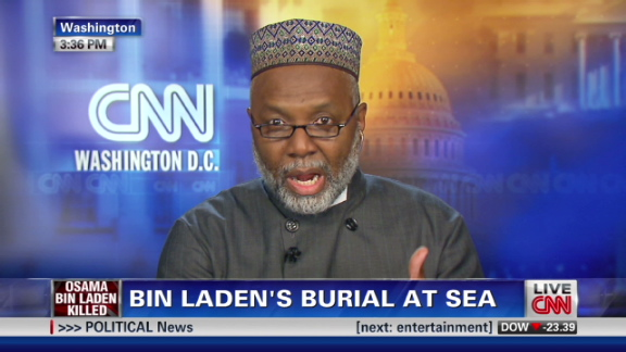 bin laden post mortem. Imam talks in Laden#39;s death
