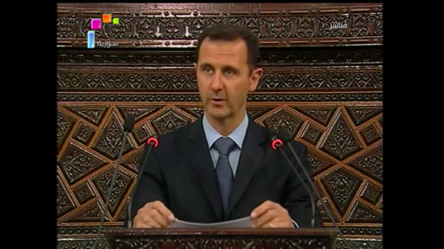 Syria's president says 'some mistakes' made in handling protests: Join the Live Chat