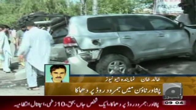 Los talibanes atacan un convoy del consulado de EE.UU. en Pakistán