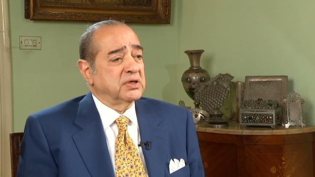 Mubarak niega haber ordenado disparar contra manifestantes en Egipto