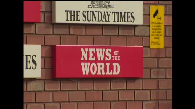 Why Murdoch is killing News of the World - CNN com