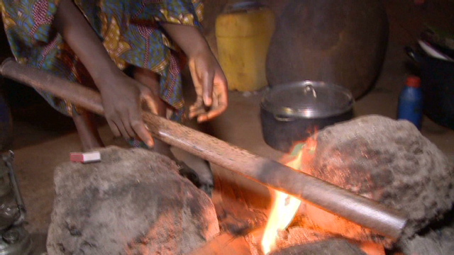 Breast ironing in cameroon something