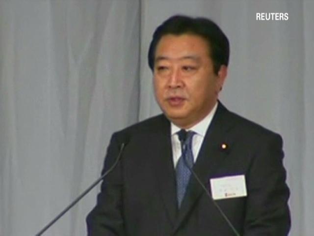Yoshihiko Noda, a un paso de ser primer ministro de Japón