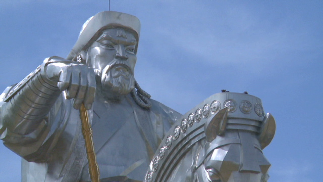 searching for the spirit of genghis khan cnn com