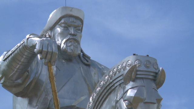 genghis khan biography essay