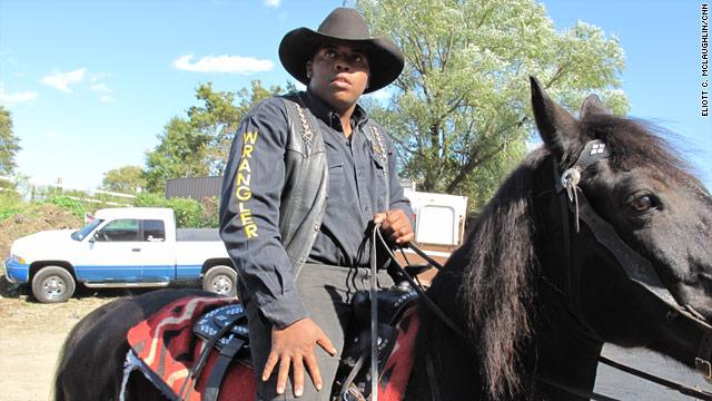 Texas In Queens Junior Wranglers Find Refuge With Black