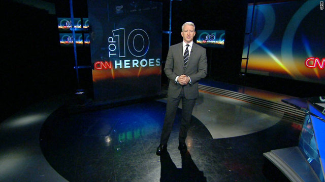 And the top 10 CNN Heroes of 2010 are     - CNN com