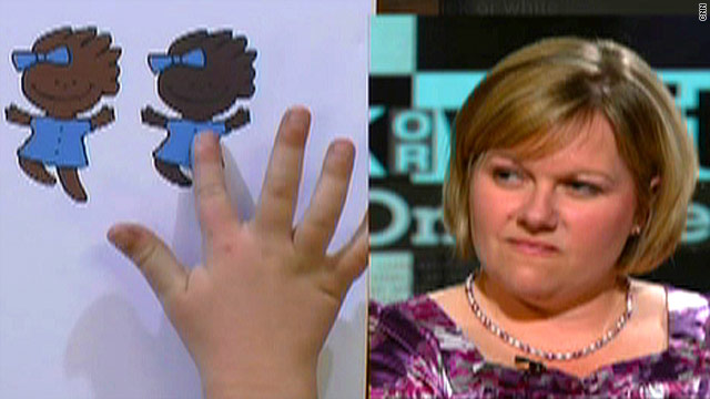 Kids' test answers on race brings mother to tears - CNN com